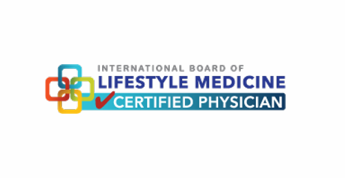 International Board of Lifestyle Medicine Certified Physician